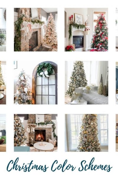 Picking a color scheme will completely uplevel your holiday decor. Check out these perfect Christmas color schemes to try.