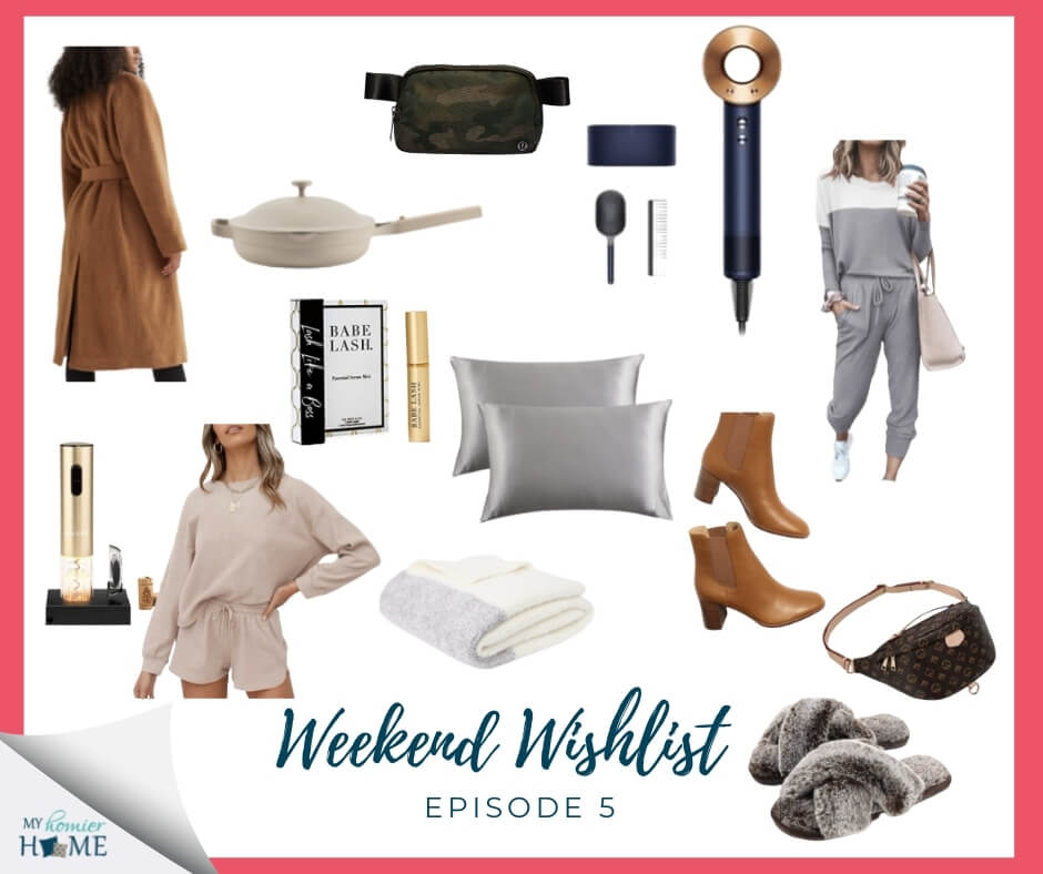 Christmas Gift Ideas for Women - Featured Weekend Wishlist 5