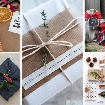 5 Awesome Christmas Gift Wrapping Ideas from Etsy
