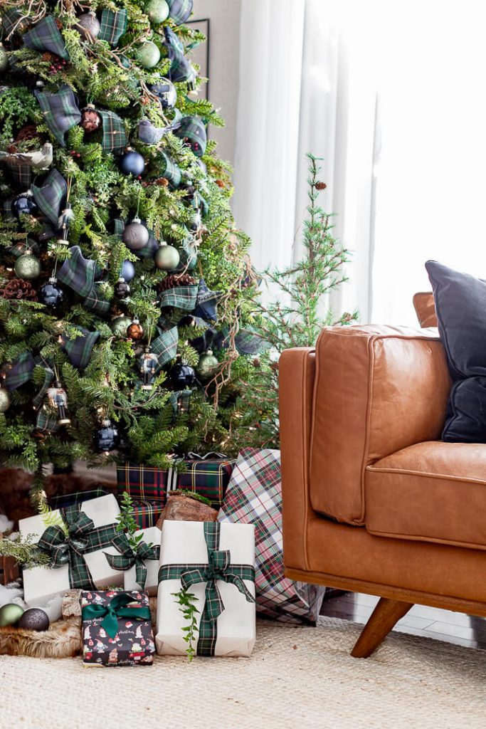 Craftberry Bush - Christmas Color Schemes Blue and Green
