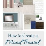 Want to make sure everything goes together for your room makeover? This tutorial will teach you how to create a mood board for any room makeover. Read more here.