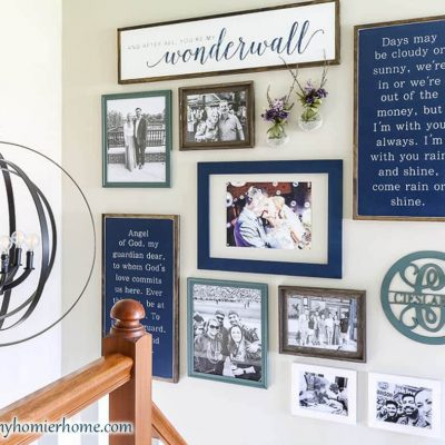 7 Steps to Creating Your Perfect Gallery Wall