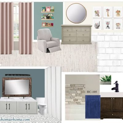 How to Create a Mood Board for a Room Makeover