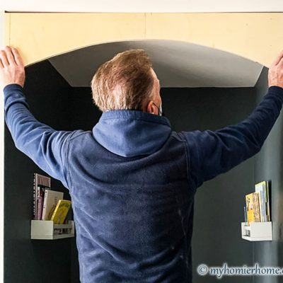 How to Create a DIY Archway Anywhere in your Home