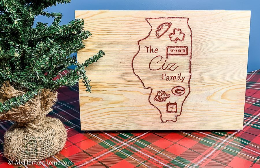 Learn how to create your very own DIY Christmas Eve box