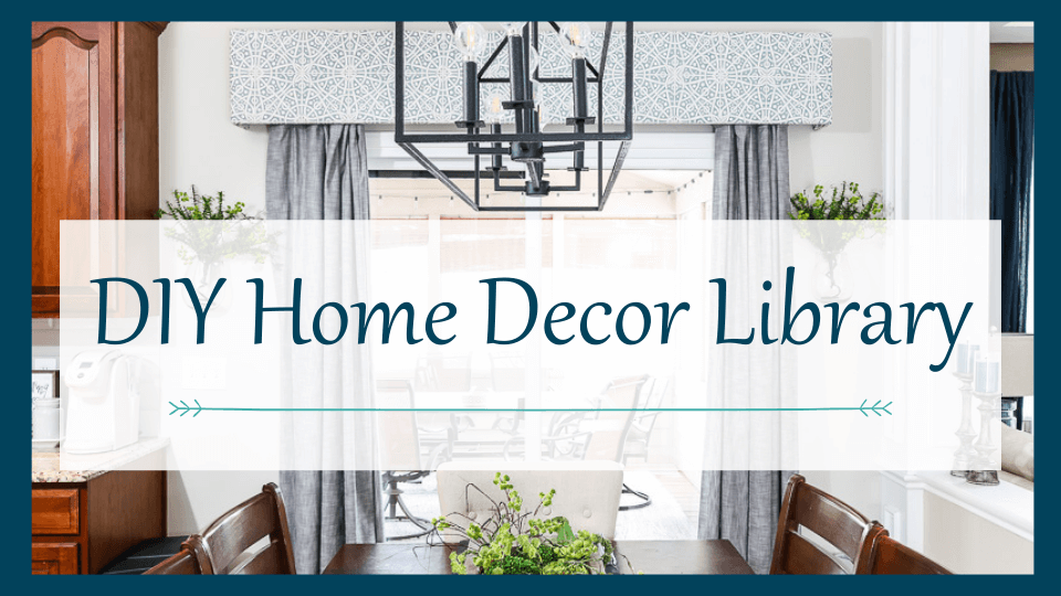 DIY Home Decorating Library