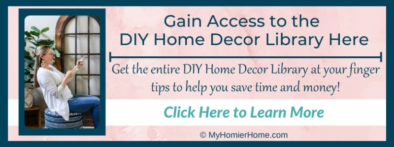 DIY home decorating library opt in