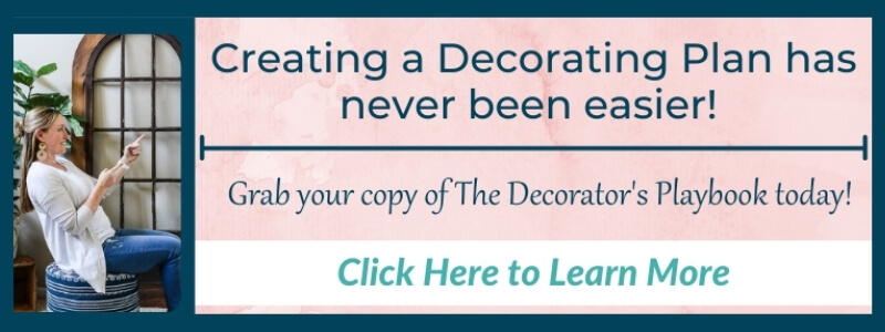 grab the decorator's playbook now