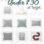 Are you ready for fall? These are my absolute favorite finds so far this year and they are all under $30! Win-win!