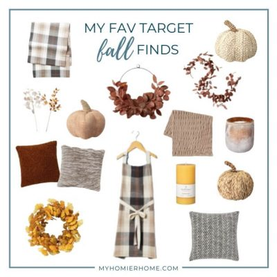 The Best Target Fall Decor to Cozy Up Your Home in 2021