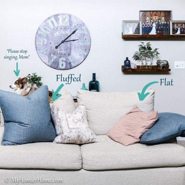 Breathe some life into those flat pillows with my favorite pillow fluffing technique! You'll be singing this song in your head all day!