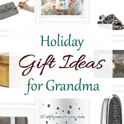 Holiday Gift Ideas for the Glamorous Grandma in 2020