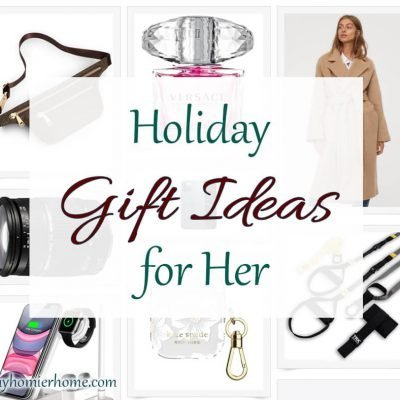 Holiday Gift Ideas for Her in 2020