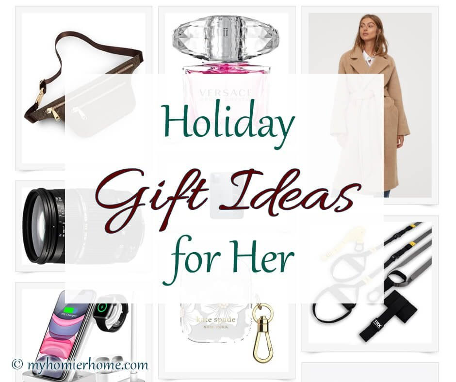 Don't know what to get her this holiday? These gift ideas for her will have you picking out great gifts this year!