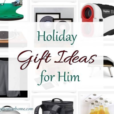 Holiday Gift Ideas for Him in 2020