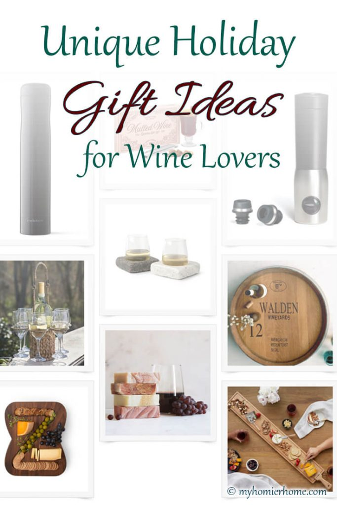 All the best gift ideas for wine lovers right here!