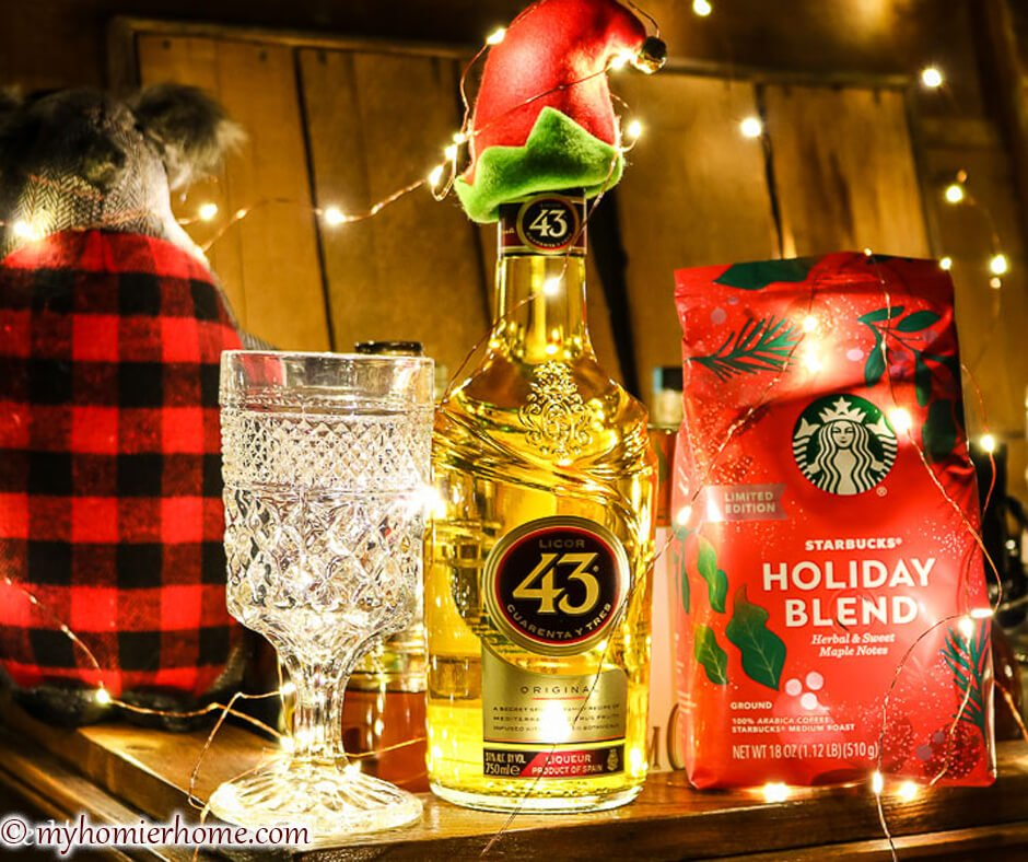 A Holiday Coffee Cocktail to Enjoy After Dinner