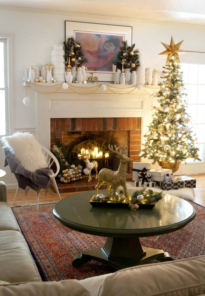 Maggie Overby Studios - Christmas Color Schemes Neutral