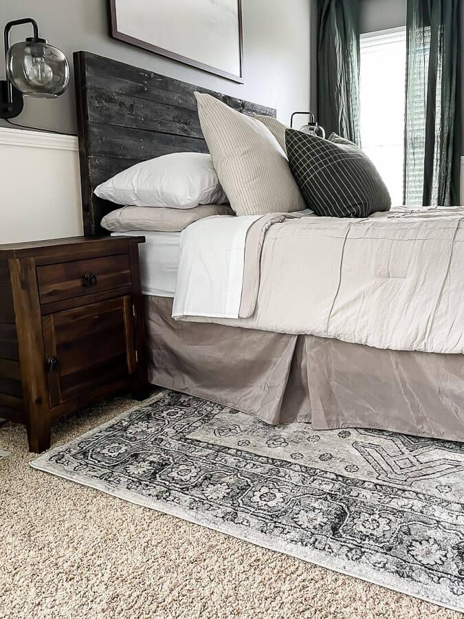 Modern Vintage Bedroom Reveal
