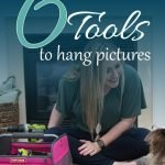 Got crooked frames? With the right tools, you will be hanging all kinds of things like a PRO!
