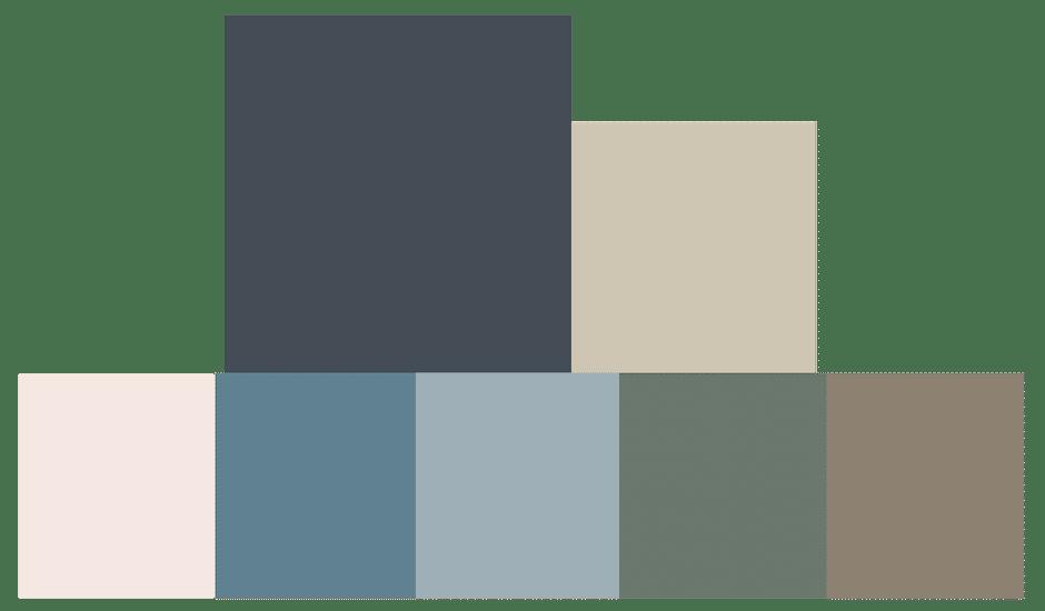 My Whole Home Color Scheme