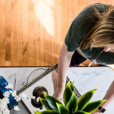 How to Start a Home Project with No Money in the Budget