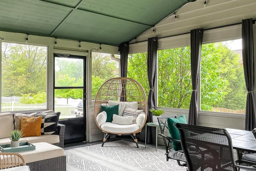 5 amazing outdoor curtains to freshen up your porch