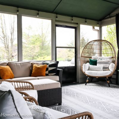 5 Outdoor Living Room Ideas to Level Up the Summer