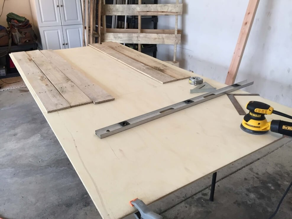 pallet headboard 3