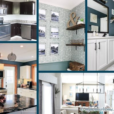 5 Awesome Bathroom & Kitchen Room Makeovers Before and After