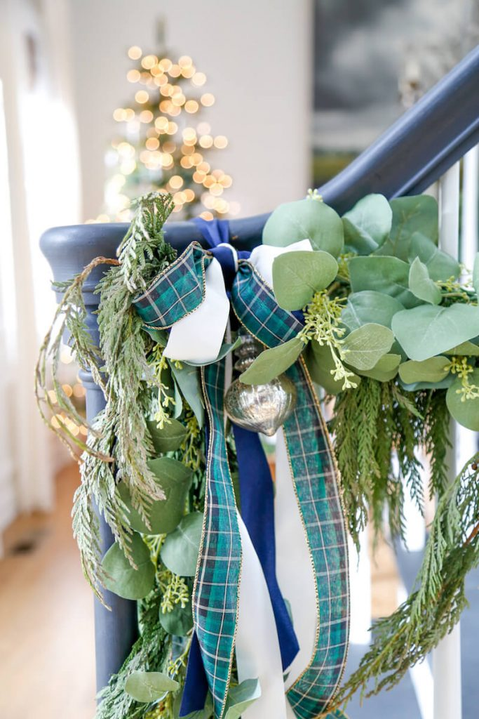 Sand and Sisal - Christmas Color Schemes Blue and Green