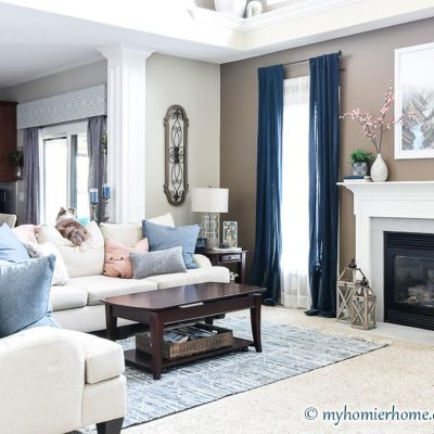 Easy and Fresh Spring Decor Ideas for your Home