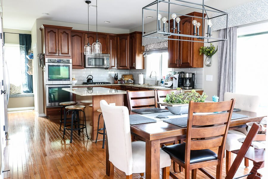 Spring Decor Ideas for the kitchen
