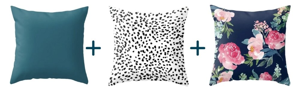 Throw Pillow Patterns Formula 10