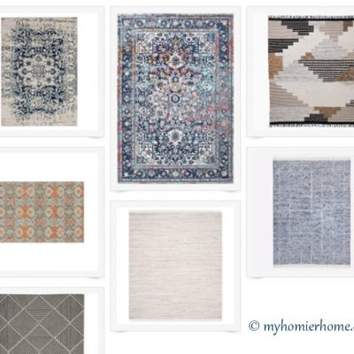 Where to Buy the Best Area Rugs on a Budget