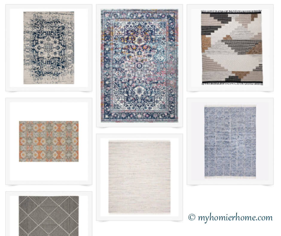 Looking for inexpensive, high-quality area rugs? This is a round up of the best area rugs at a great price.