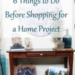 Home project shopping got you down? This ultimate checklist will make sure your trip to the store is the most productive.