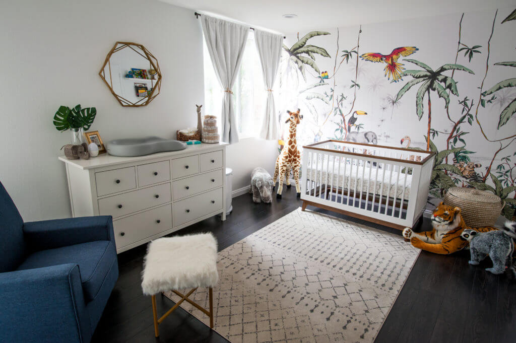 More great jungle and safari inspiration from Project Nursery